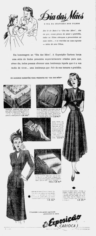 Foto 2 - anúncio de 1948